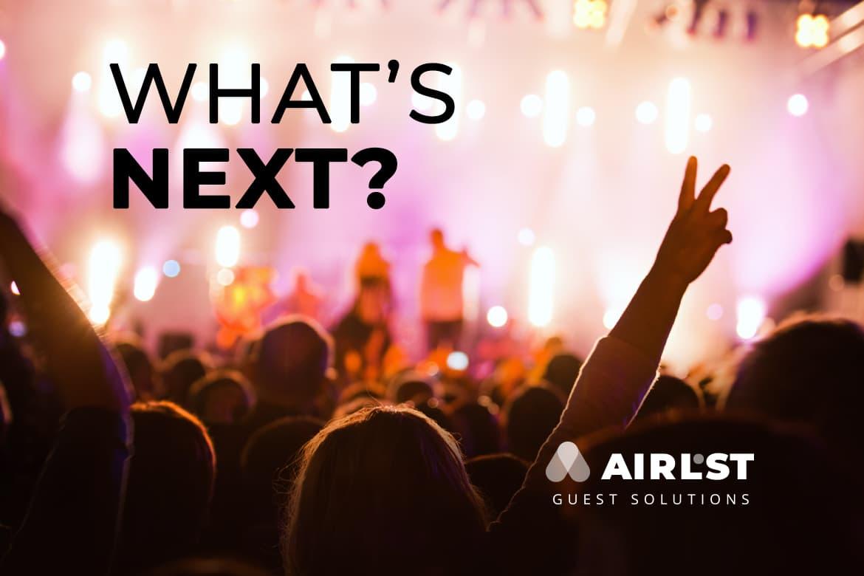 AirLST- Digitales Teilnehmermanagement für sichere Datenerfassung