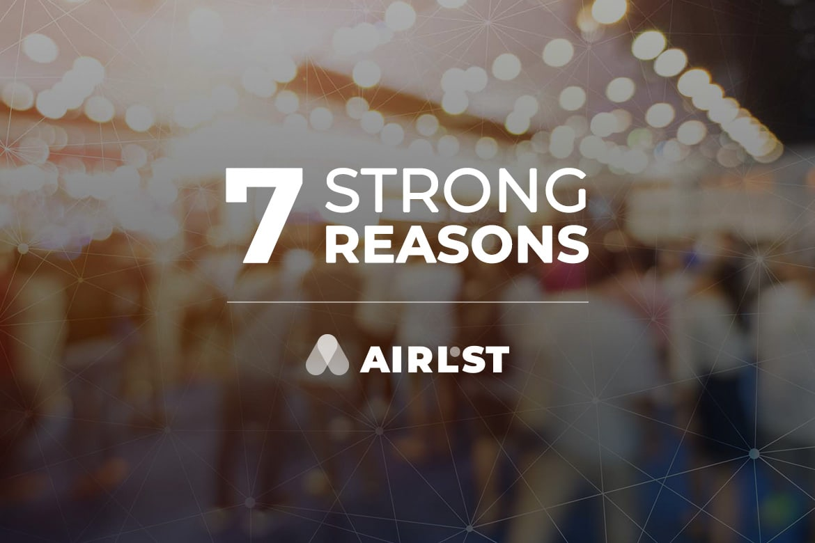 7 strong reasons for virtual events