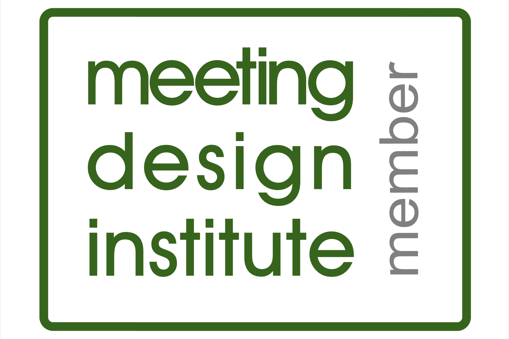 Open Audience now member of Meeting Design Institute MDI