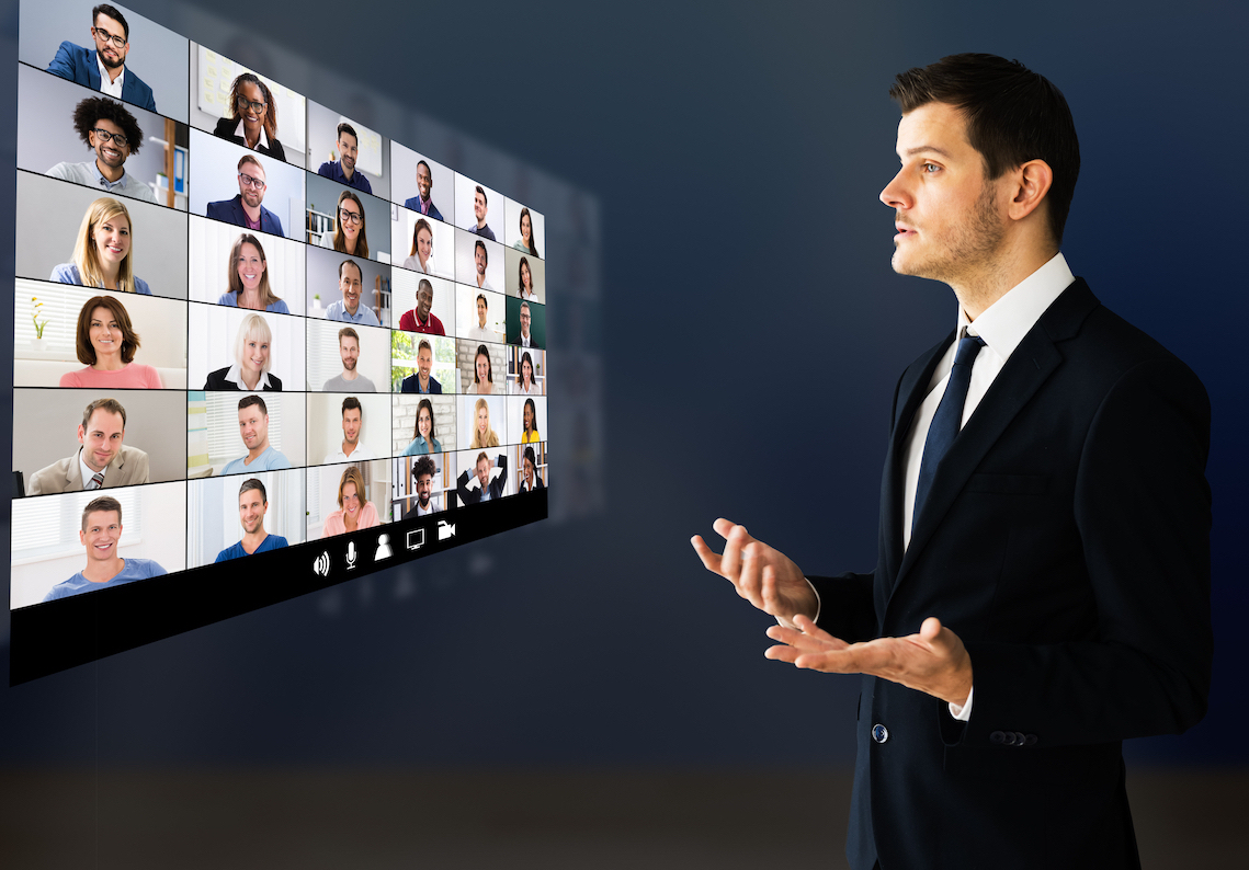 Open Audience blog Virtual vs. Physical Meetings: What Works and What Doesn't