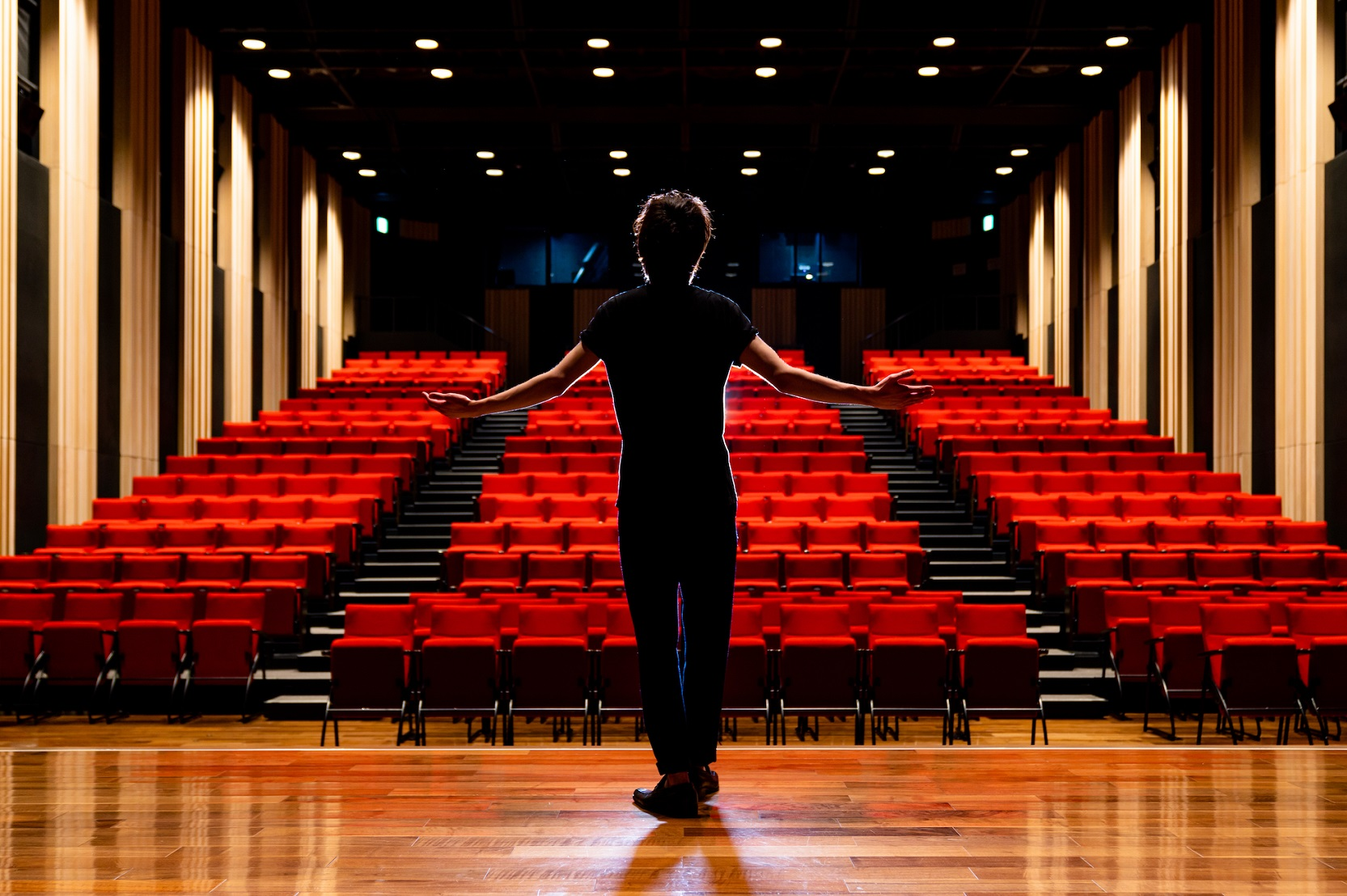 Open Audience blog - Preparation, Rehearsal and Variety