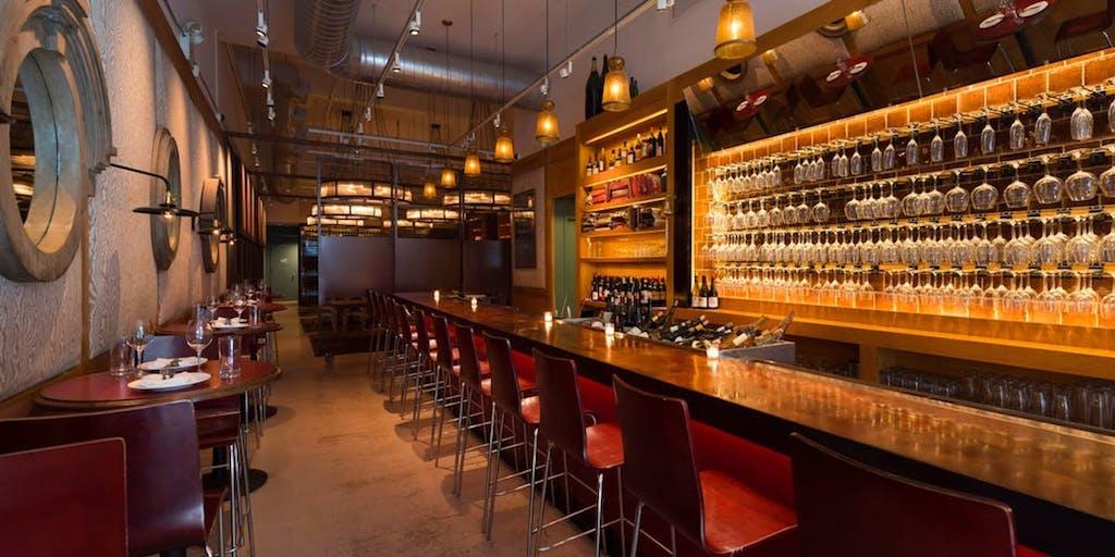 corkbuzz bar