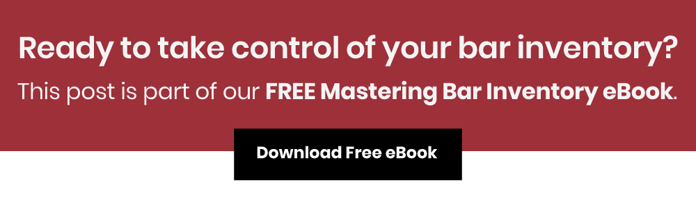 mastering bar inventory ebook