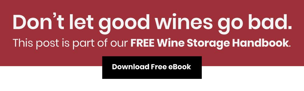 wine storage handbook