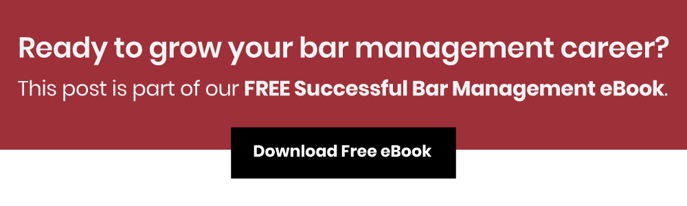 how to be a good bar manager ebook