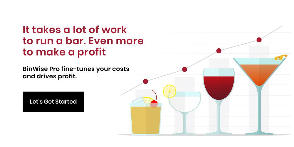 Beverage inventory software