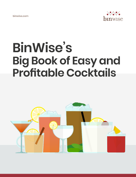 BinWise's Big Book of Easy and Profitable Cocktails