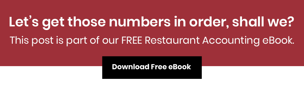 restaurant accounting ebook