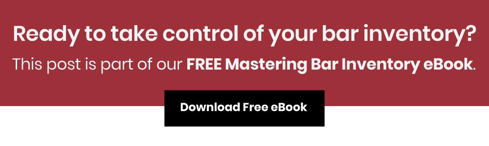 bar inventory management ebook