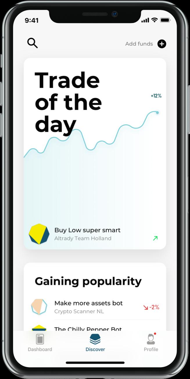 App Discover