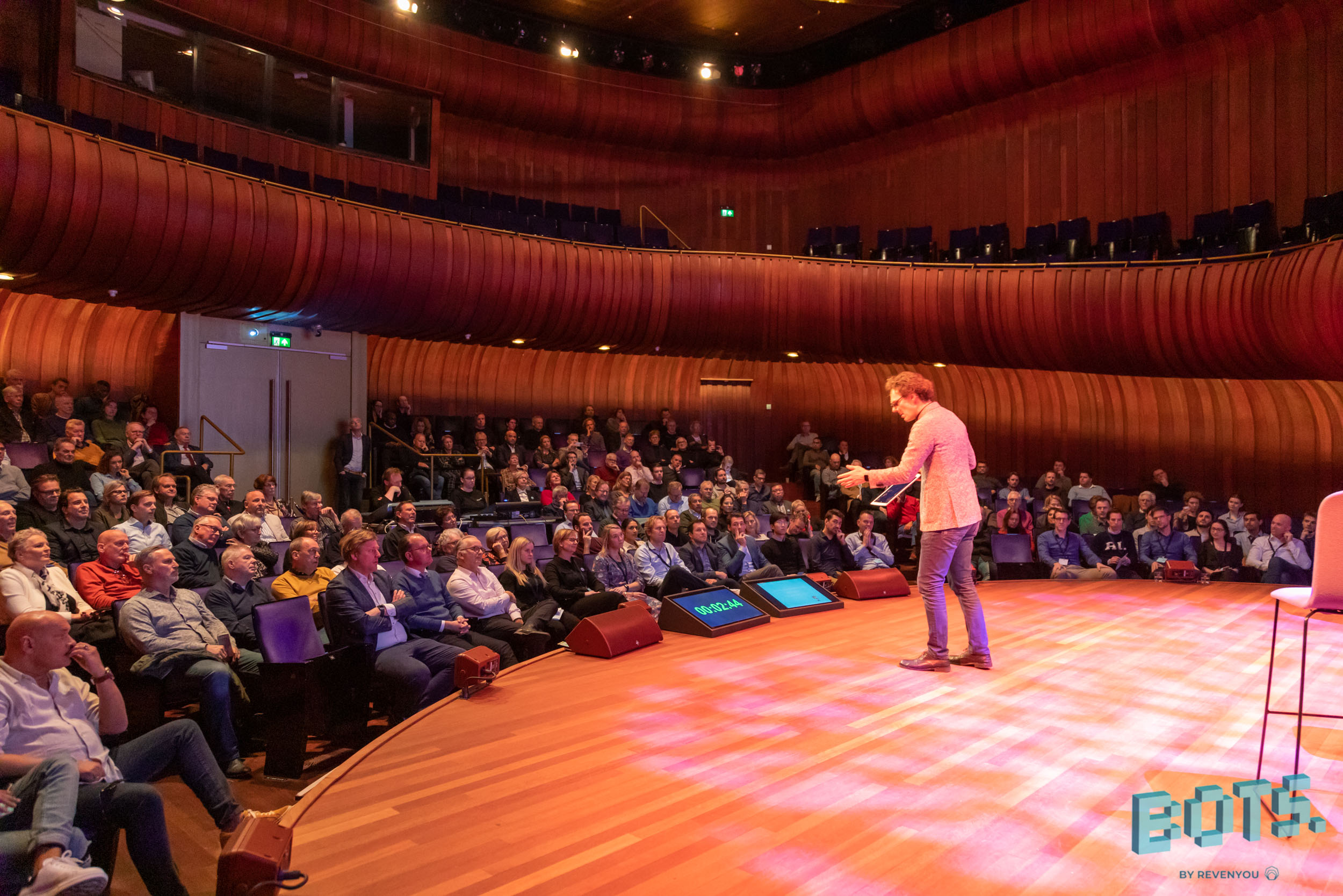 Shareholders meeting Philharmonie a great success