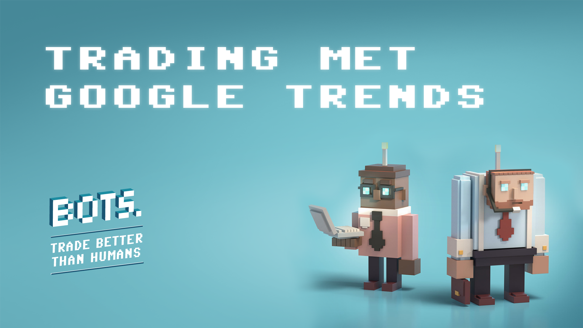 Trading with Google Trends
