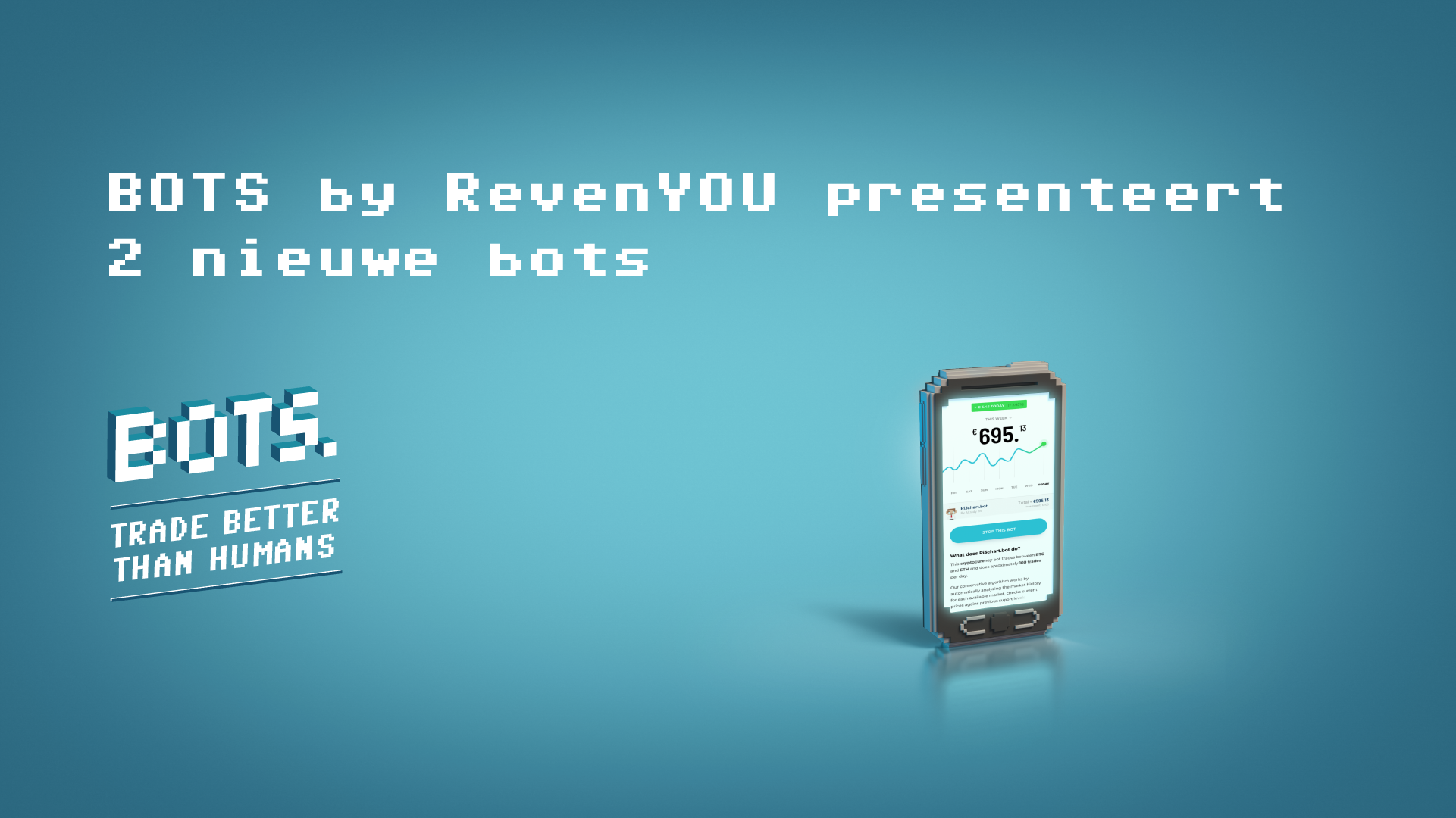 BOTS by RevenYOU | 2 new bots