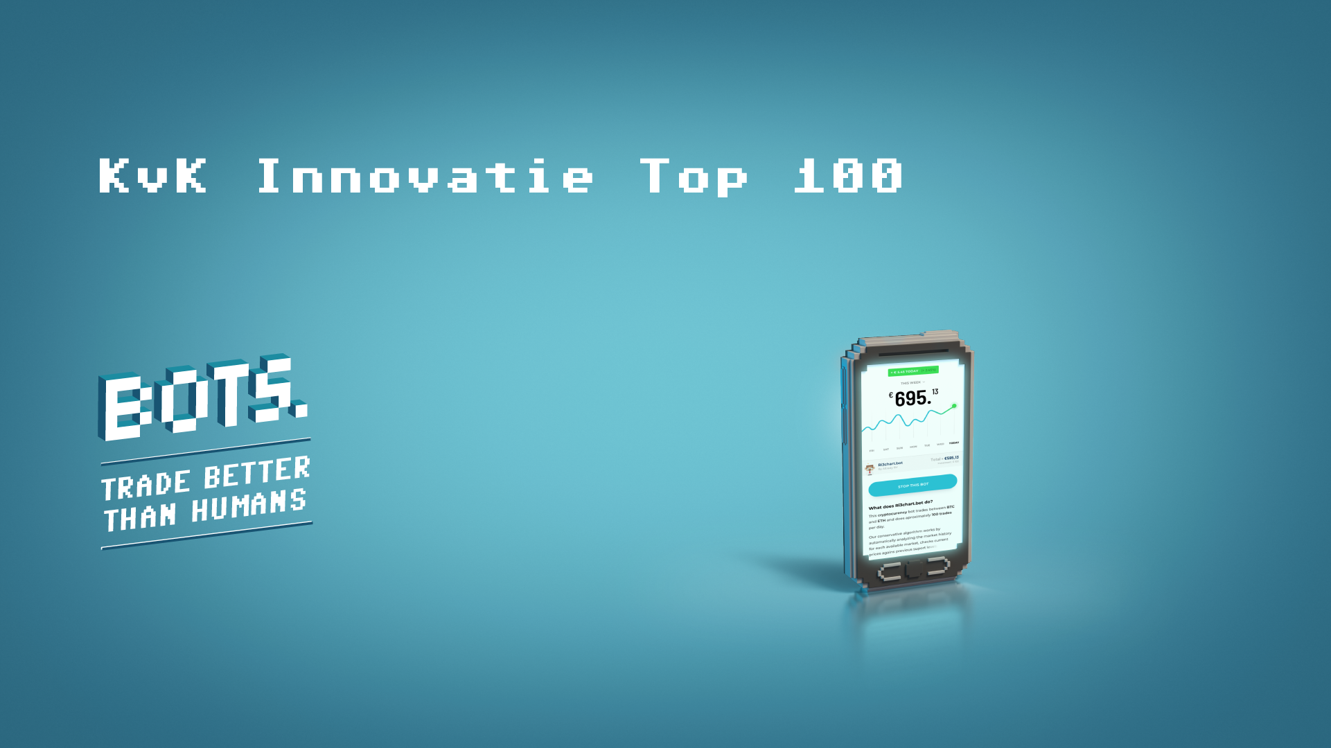 BOTS by RevenYOU | KvK Innovatie Top 100