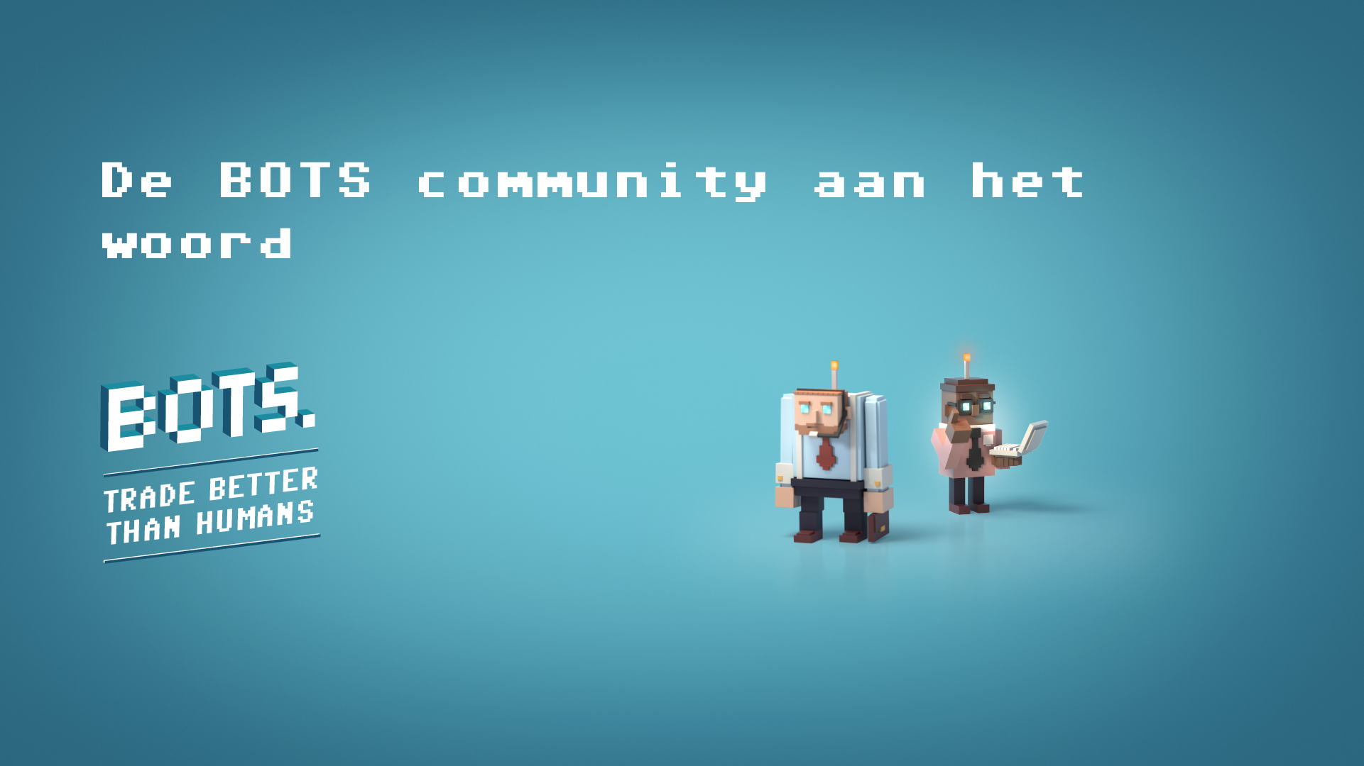 The BOTS community speaking: Jan Staps