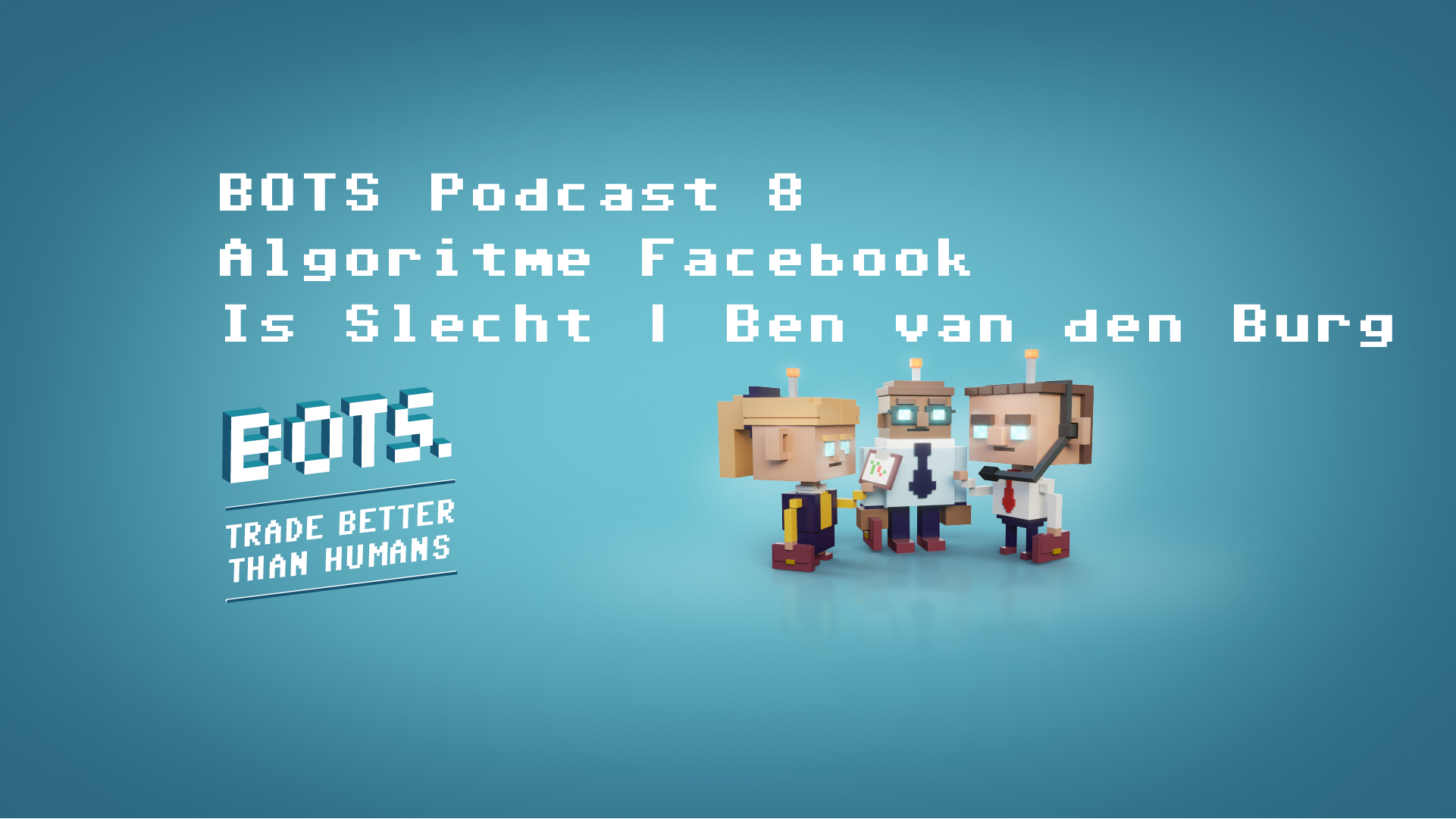 Podcast 8: Facebook algorithm is poor
