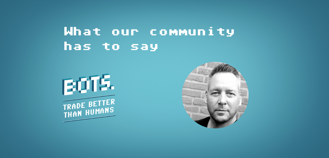 De BOTS community aan het woord: Martijn