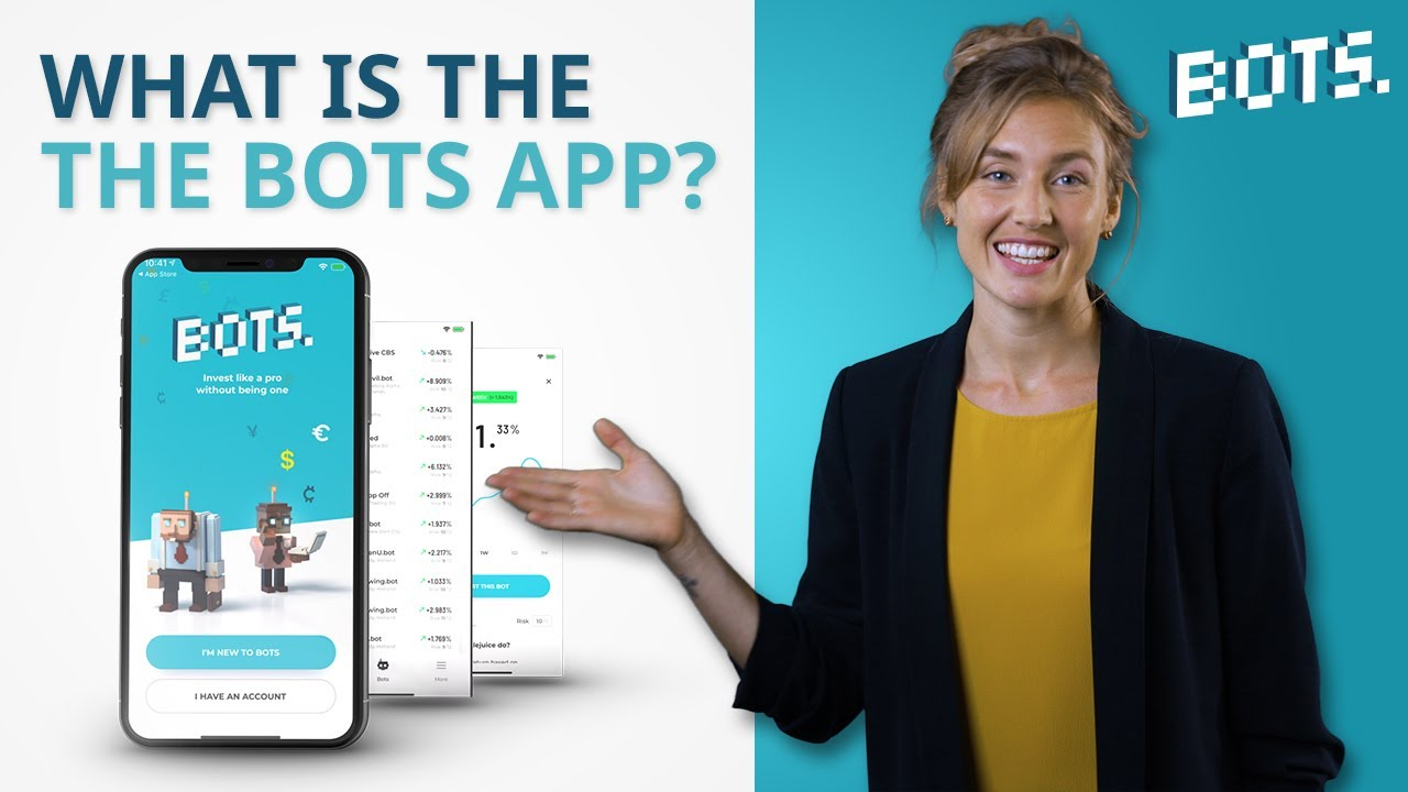 BOTS Blog: What is the BOTS app