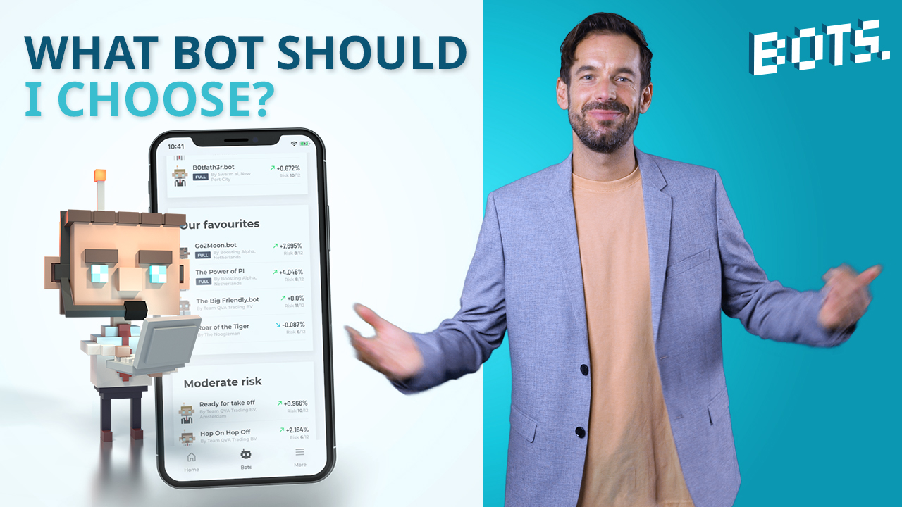 BOTS Blog: Quale osso devo scegliere nell'app BOTS?