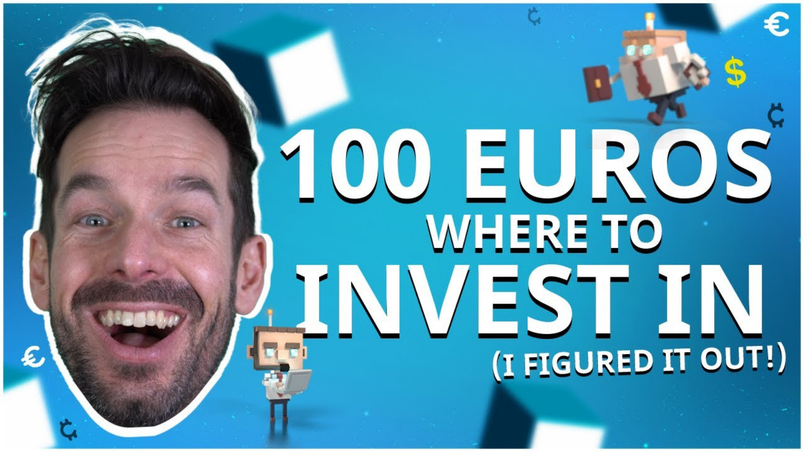 BOTS Blog: Where should I invest my first 100 euros?