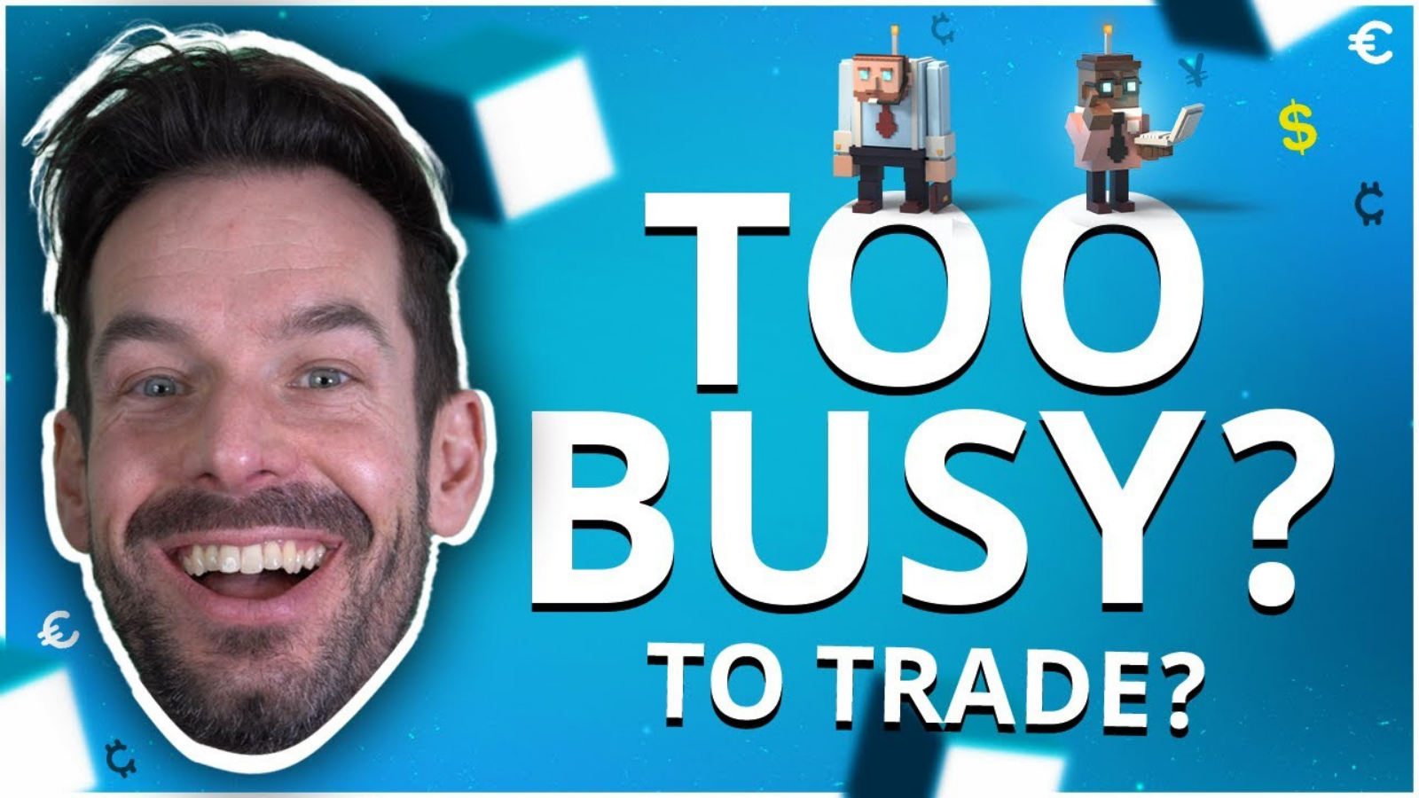 BOTS Blog: Too busy to trade yourself? Simon has the solution.