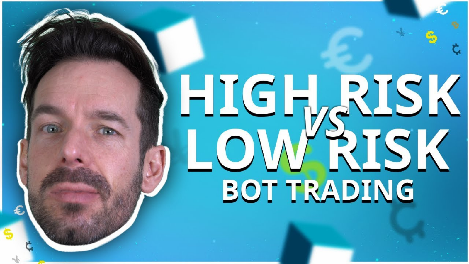 BOTS Blog: The difference between trading with a high-risk bot and a low-risk bot