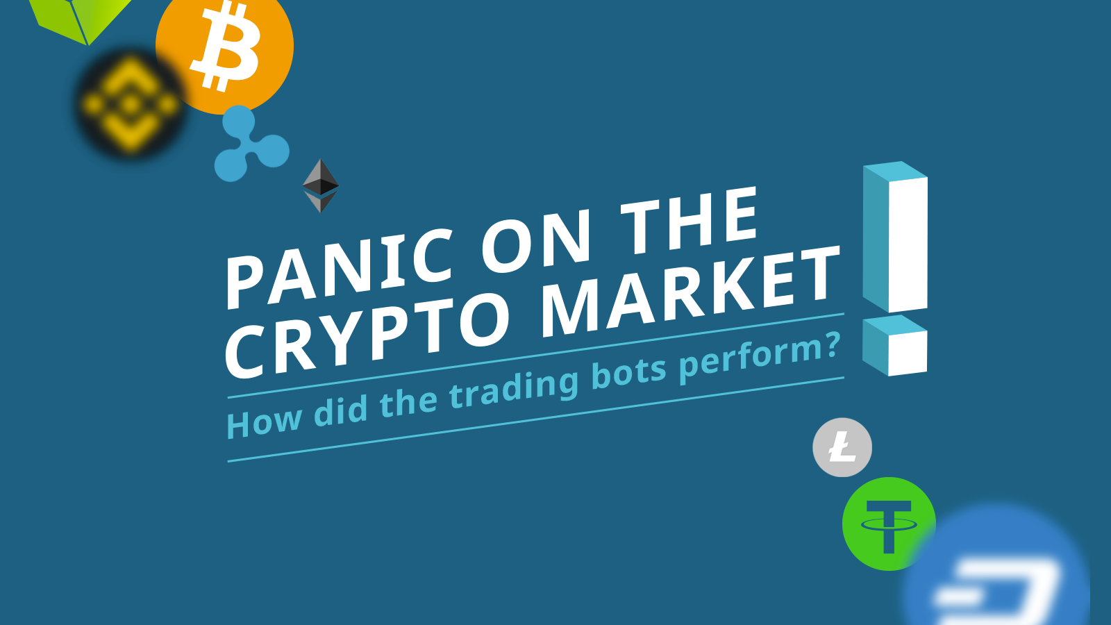 Panic on the crypto market! How did the trading botsperform?
