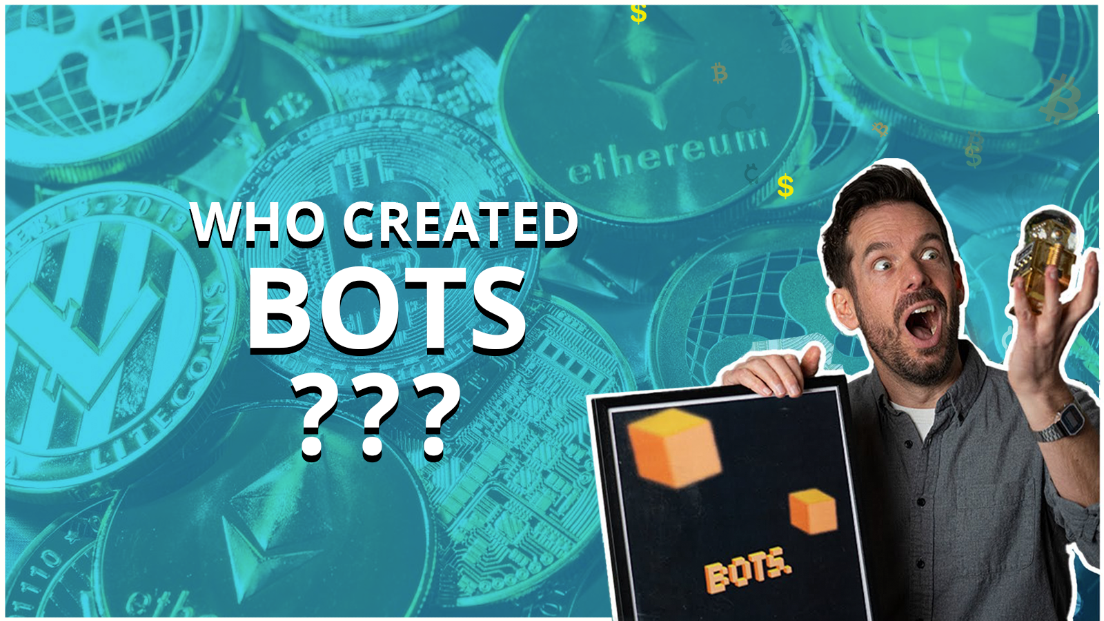Who created BOTS andwhy?