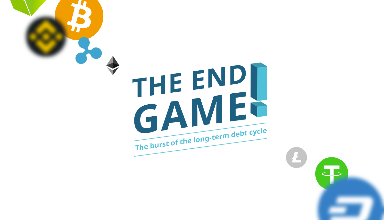 """The End game: """"The burst of the Long-term debt cycle"""" and what effects it could have onBitcoin"""