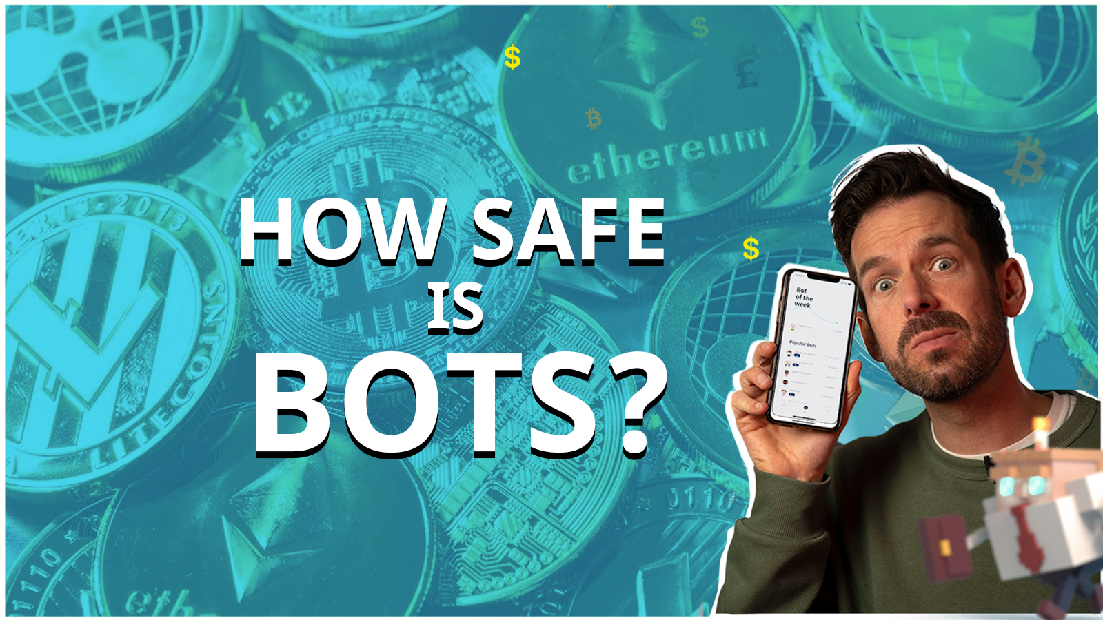 How safe is investing withBOTS?