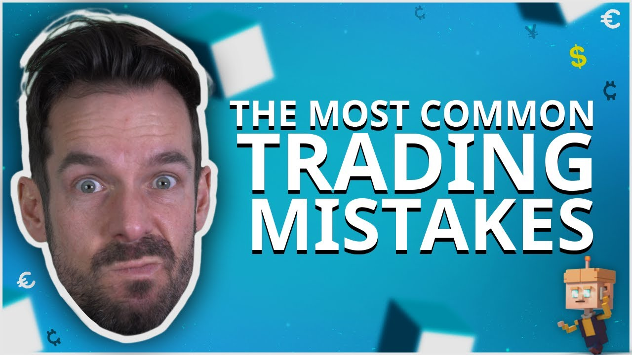 The most common mistakes made when using tradingapps