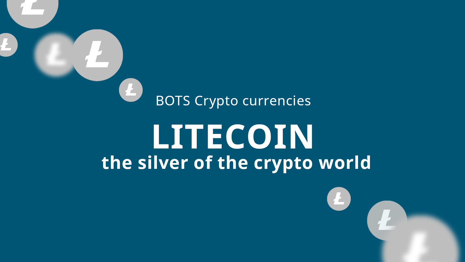 Litecoin (LTC), the silver of the cryptoworld