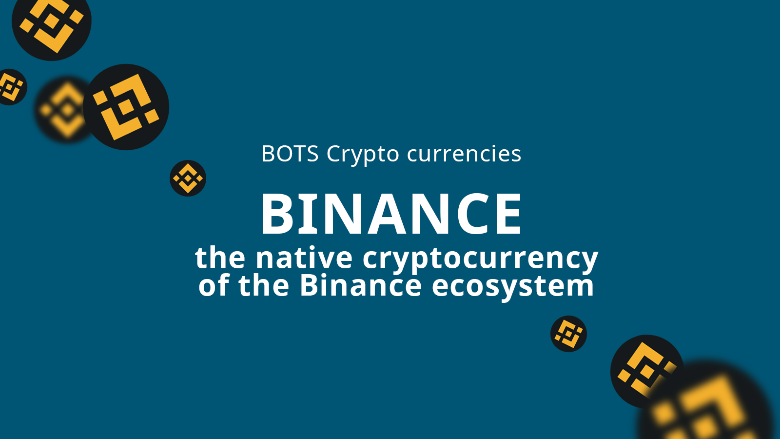 BNB: the native cryptocurrency of the Binance ecosystem