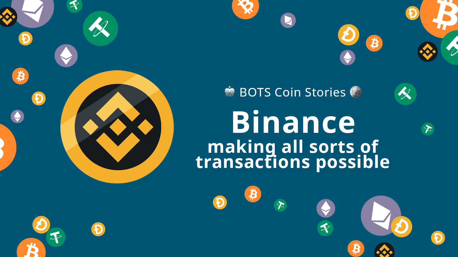BNB: Making all sorts of transactions possible