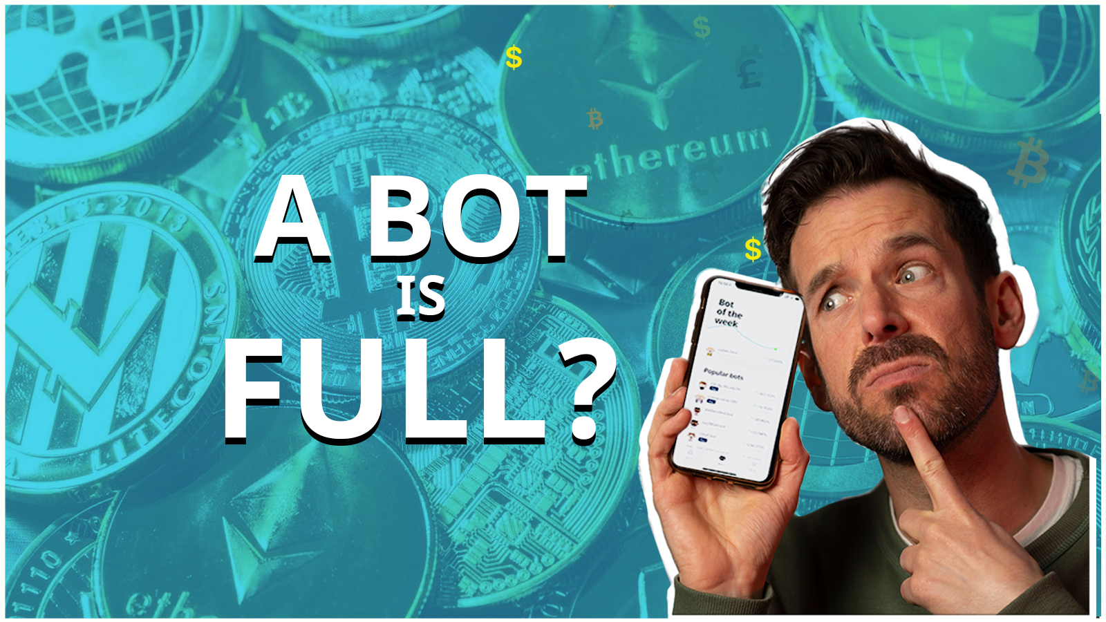 What does a full bot mean?