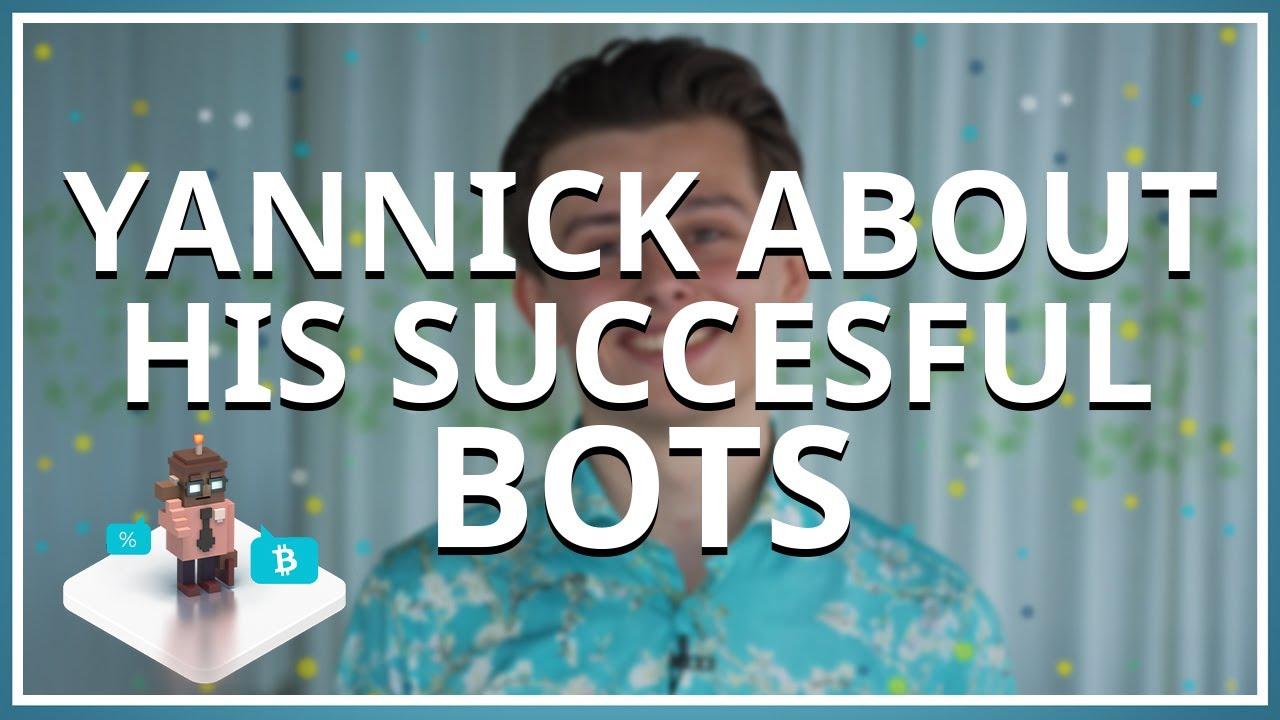 Inside BOTS: Bot-creator Yannick about his BOTS development adventure