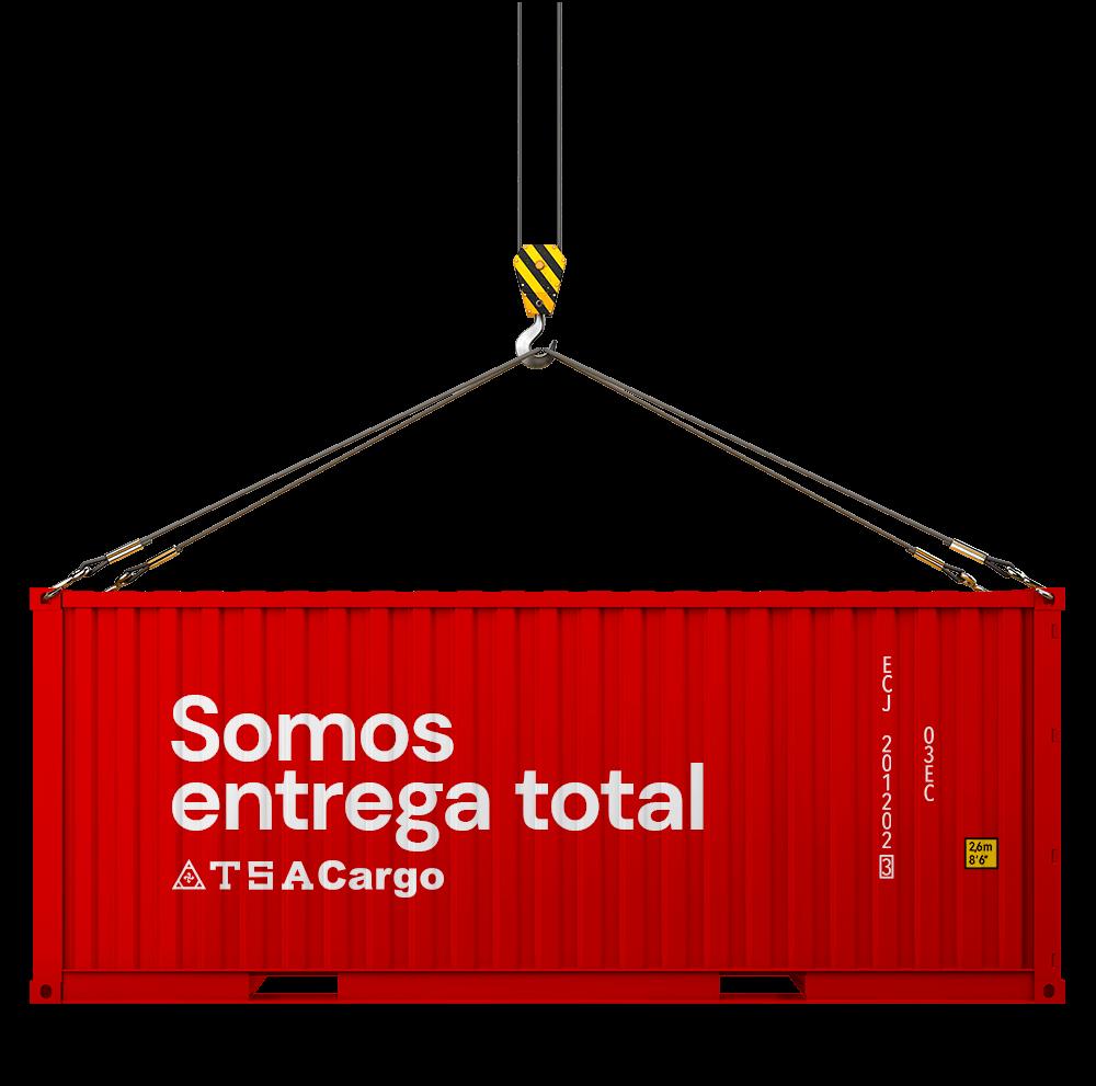 Nos somos especialistas em transporte de container