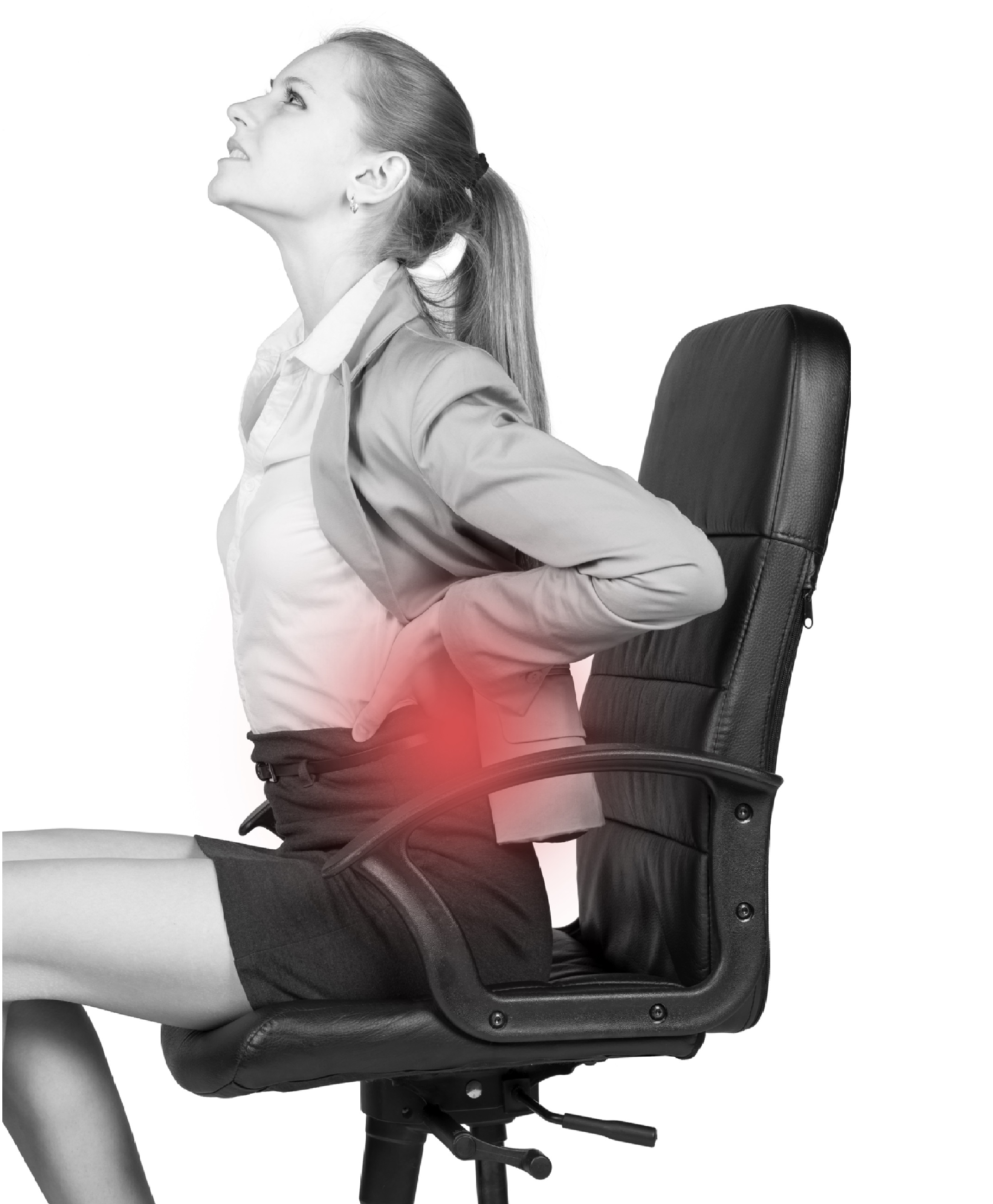 Back Pain while working from home.
