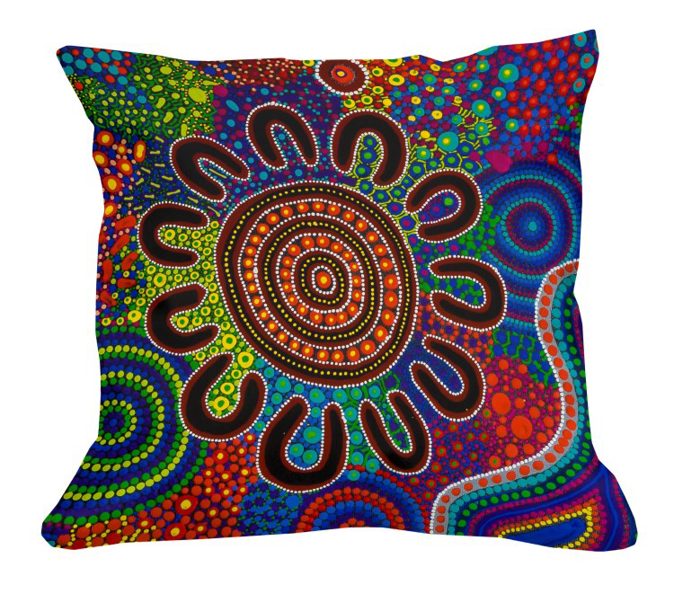 The Power Within - Yarning Circle Cushion Cover PREORDER