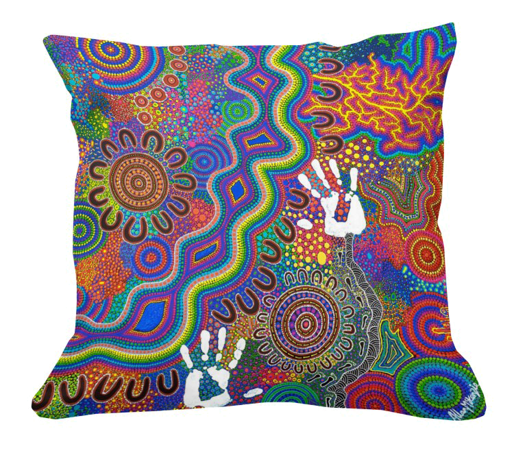 The Power Within Cushion Cover PREORDER ARRIVES 30 OCTOBER