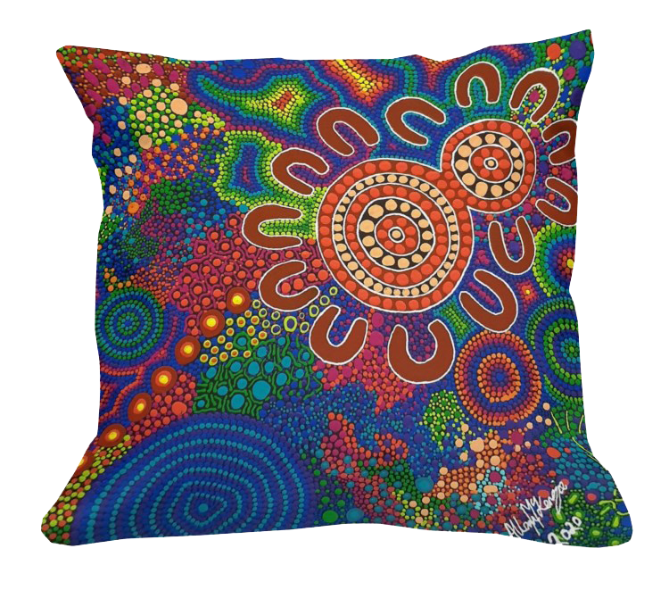 The Journey - Cushion Cover PREORDER
