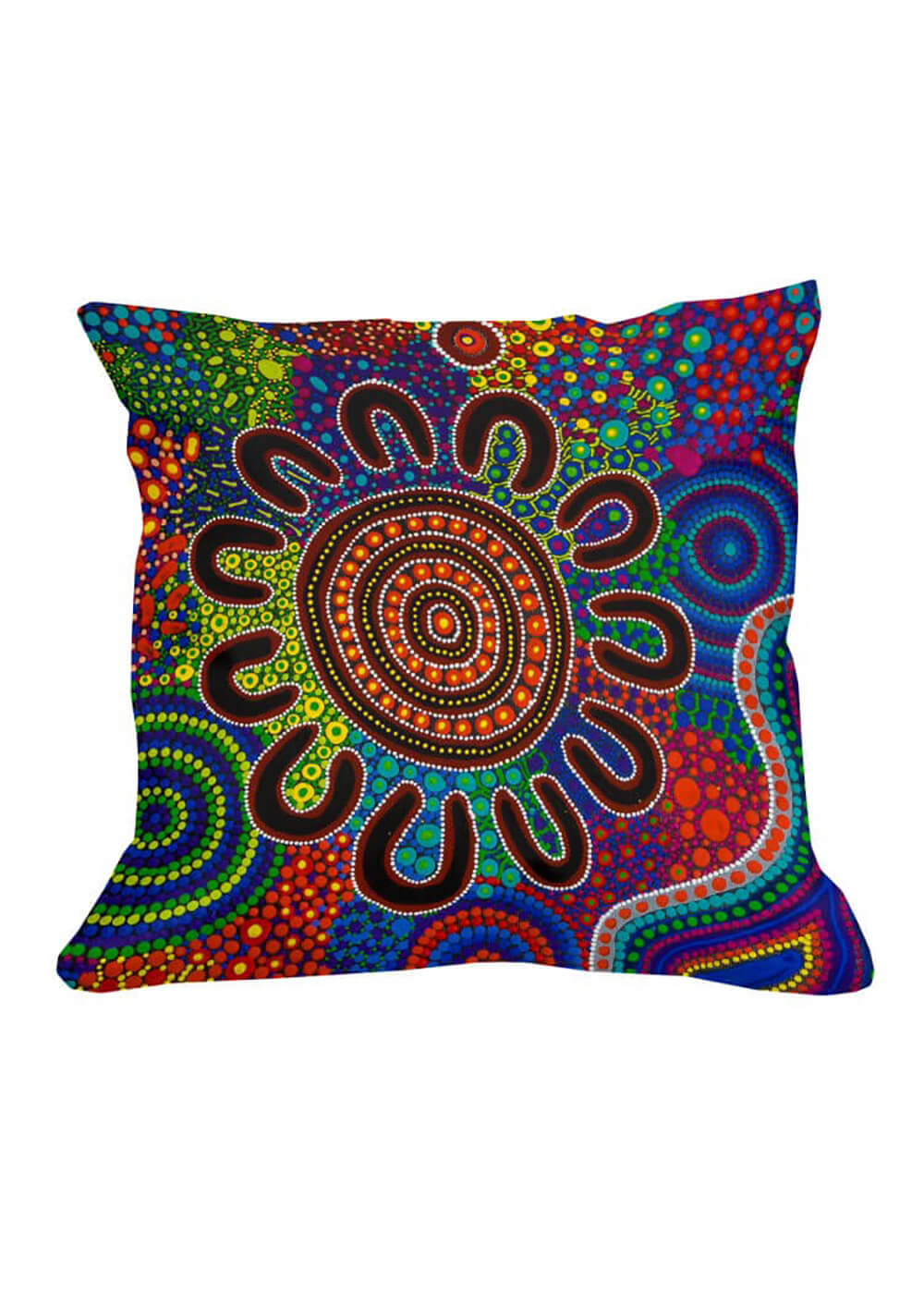 The Power Within - Yarning Circle Cushion Cover