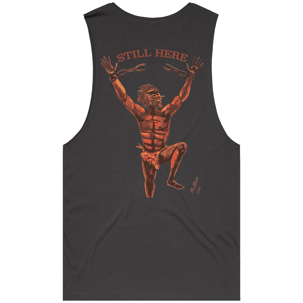 AMAA Breaking Free Muscle Tank - Mens