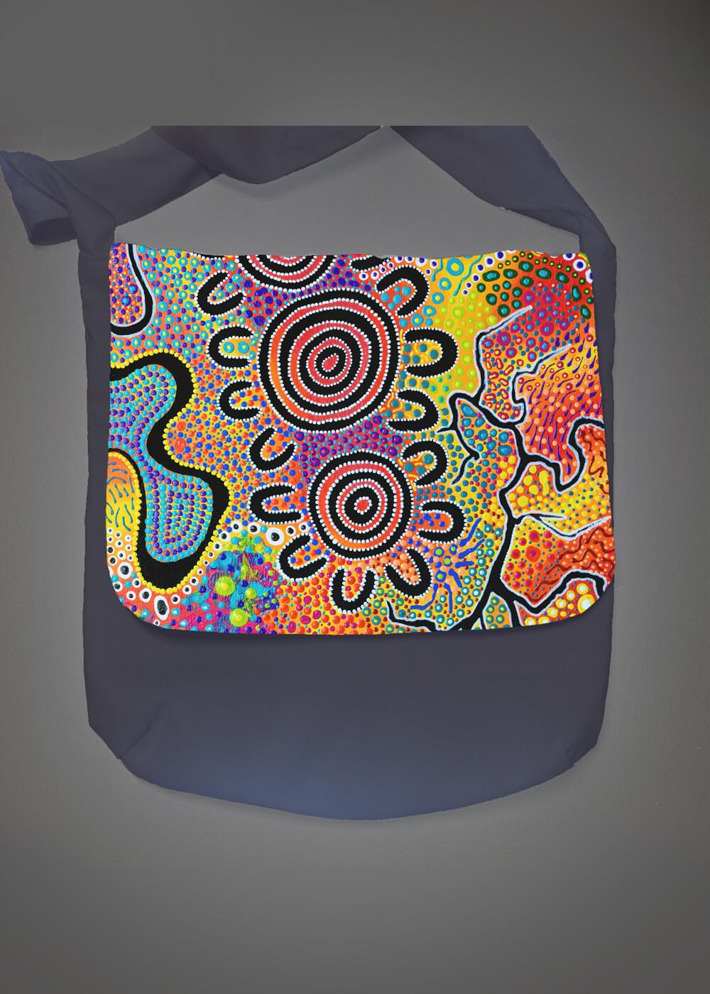 Awaken Shoulder Bag front