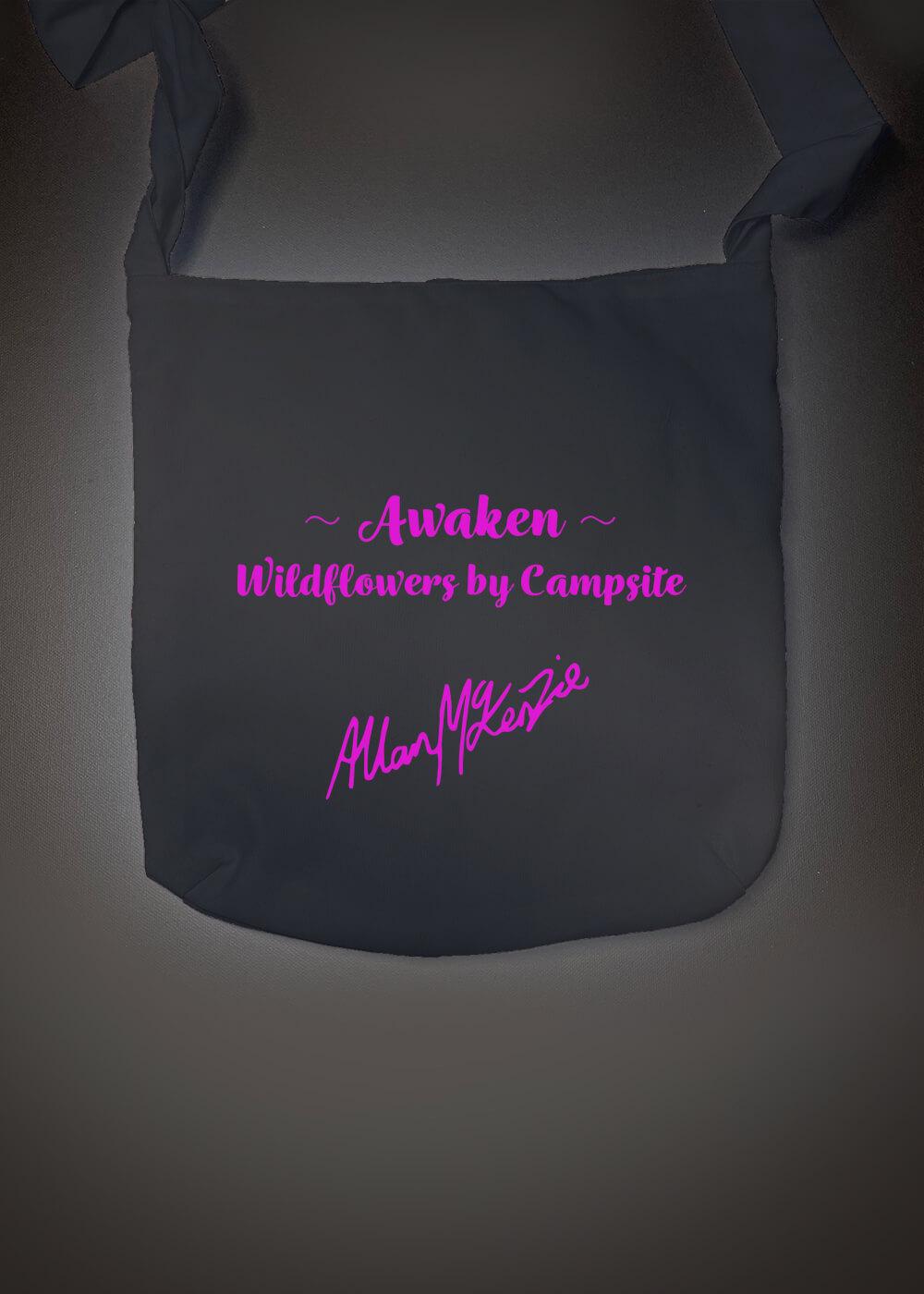 Awaken Shoulder Bag back