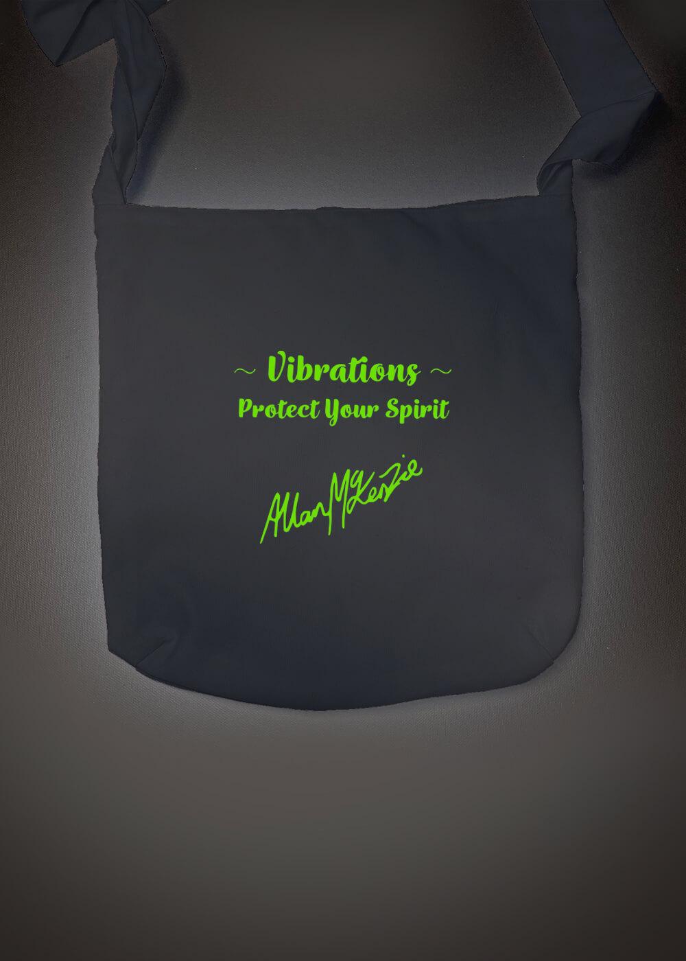 Tribe - Vibrations Shoulder Bag back