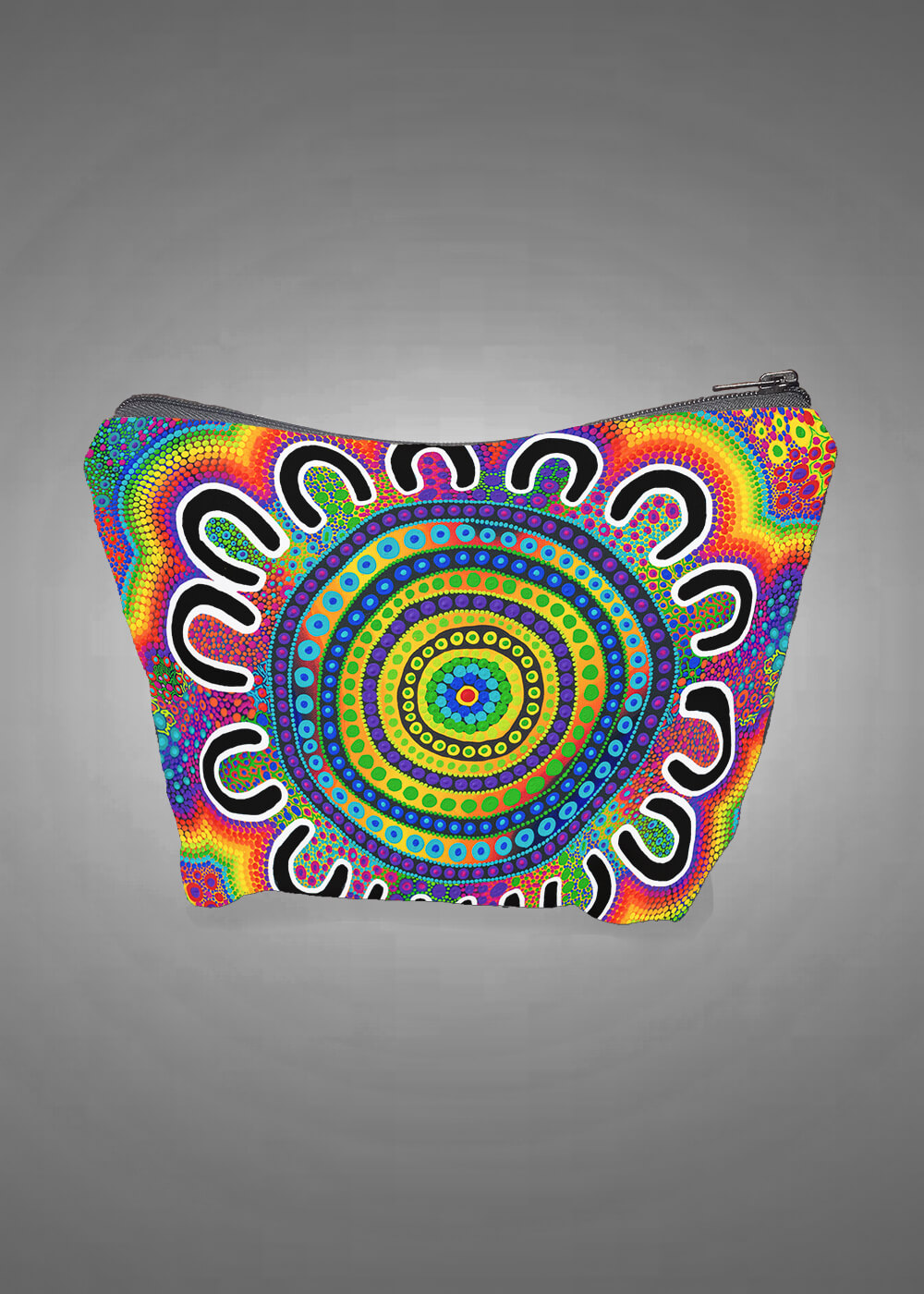 Tribe - Vibrations Cosmetic/Purse Bag