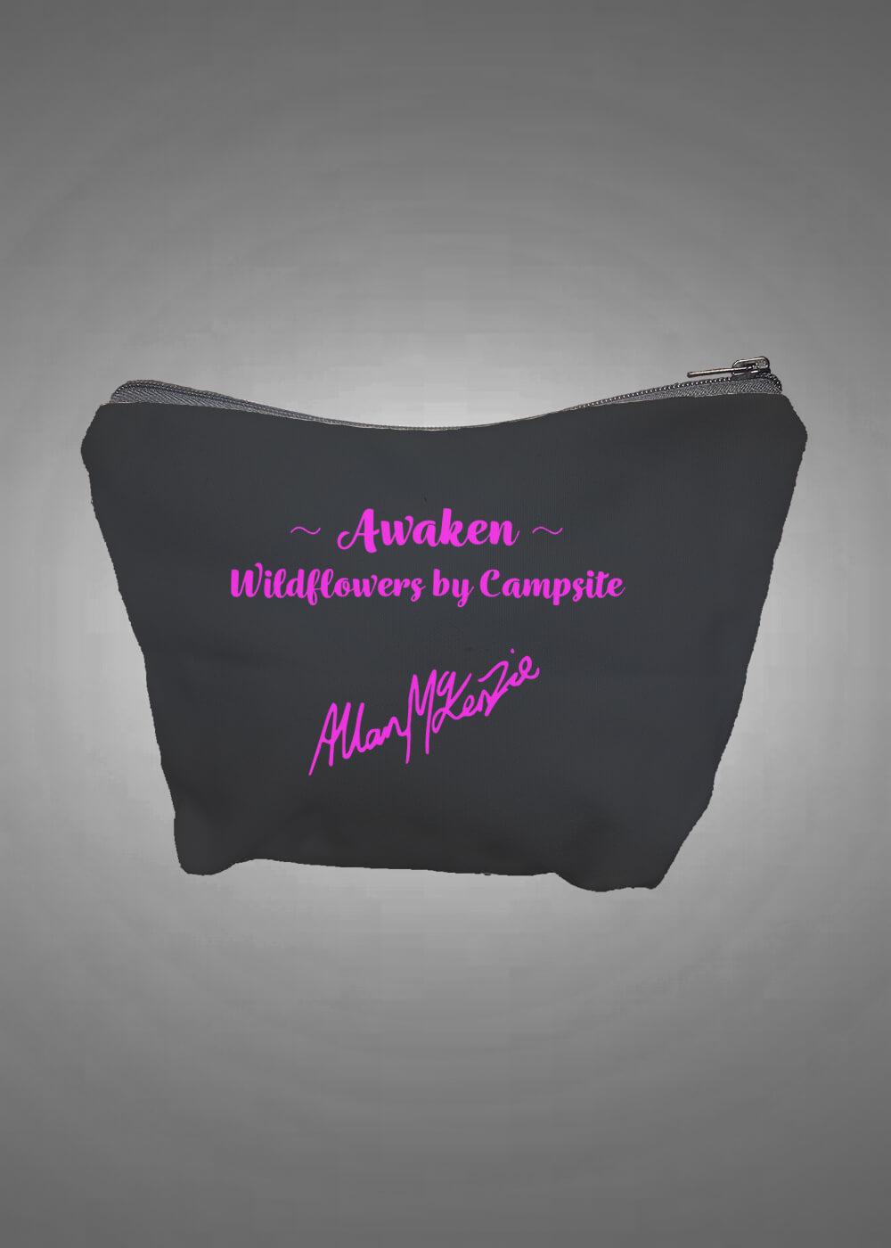 Awaken Cosmetic/Purse Bag Back