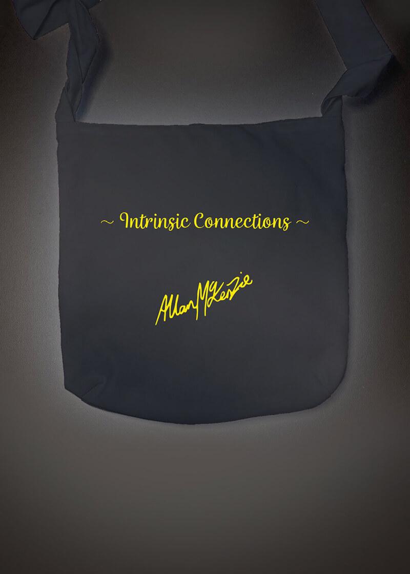 Intrinsic Connections Shoulder Bag
