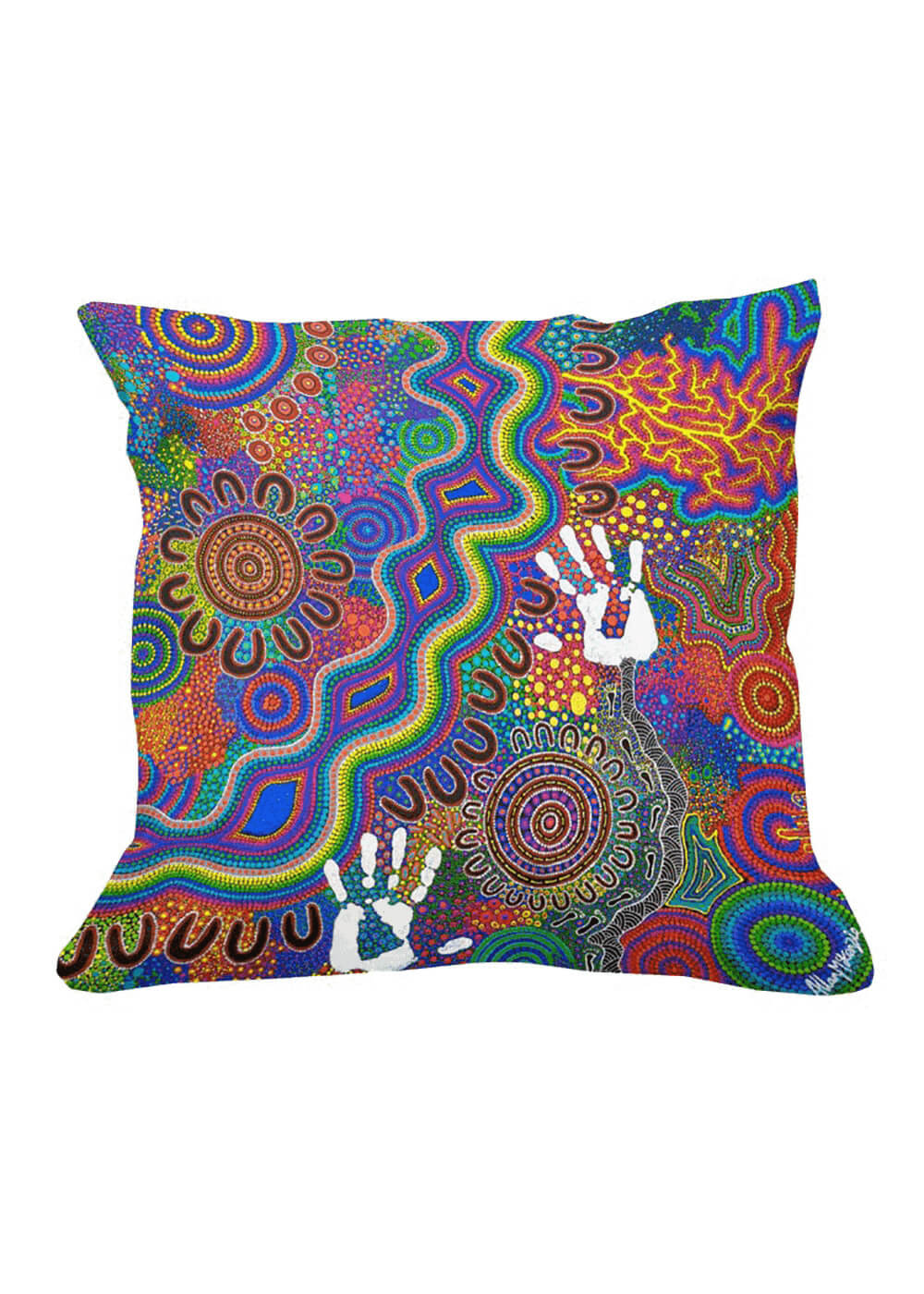 The Power Within Cushion Cover